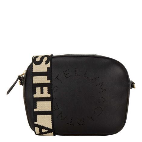 Monogram Crossbody Belt Bag, ${color}