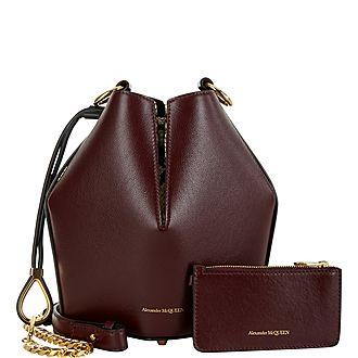 Nicole Small Bucket Bag