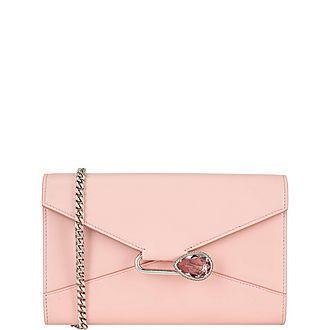 Pin Wallet Clutch