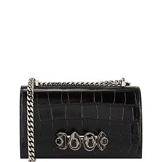 Four Knuckle Duster Satchel