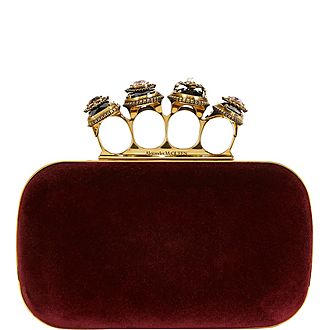 Four Ring Clutch