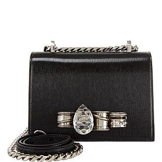 Mechanical Jewel Small Crossbody Bag