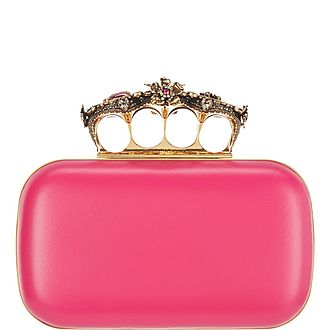 Butterfly Ring Clutch
