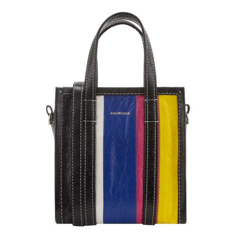 Bazaar XX Small Shopper Bag, ${color}