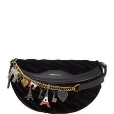Souvenir Velvet Bum Bag