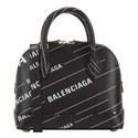 Ville Top Handle Xxs Logo Bag, ${color}