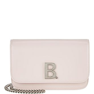 B Chain Crossbody Bag