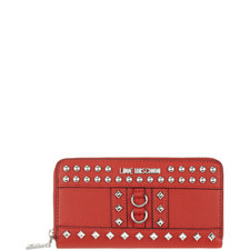 Stud Buckle Wallet