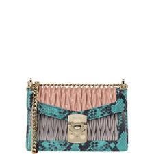 Confidential Small Shoulder Bag