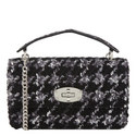 Cleo Tweed Handbag, ${color}