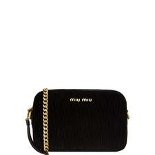 Matalesse Velvet Camera Bag