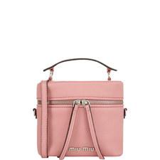 Beauty Case Large Crossbody Bag