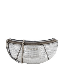 Sequin Belt Bag