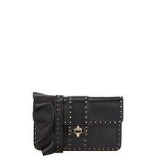 Frill Leather Bag