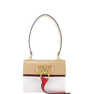V-Ring Shoulder Bag