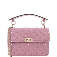 Rockstud Spike Small Shoulder Bag