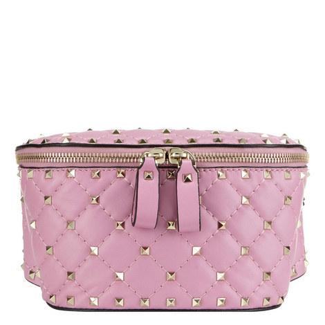 Rockstud Spike Belt Bag, ${color}
