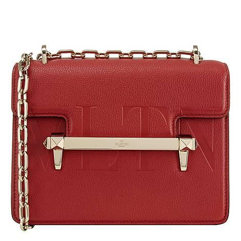 Small Uptown VLTN Shoulder Bag, ${color}