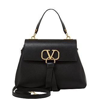 V-Ring Small Shoulder Bag