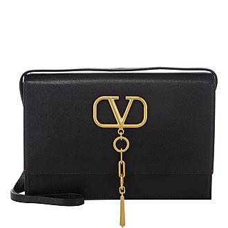 V Case Medium Shoulder Bag