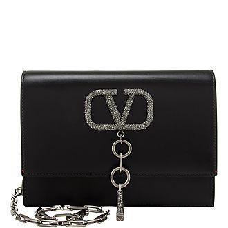 V Case Small Shoulder Bag