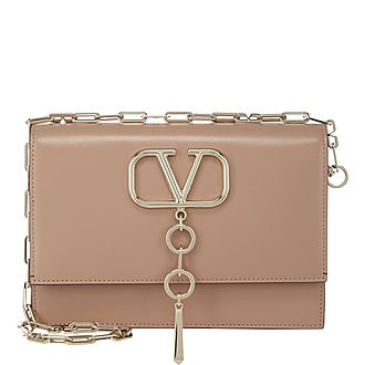 V Case Small Chain Shoulder