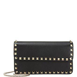Rockstud Chain Handbag