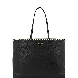 Rockstud Large Shopping Tote