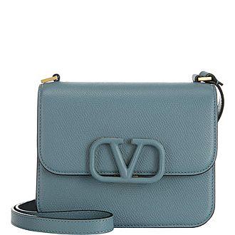 V Sling Small Shoulder Bag