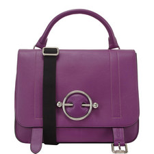 Disc Satchel Bag