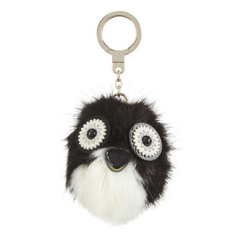 Penguin Pouf Keyring, ${color}