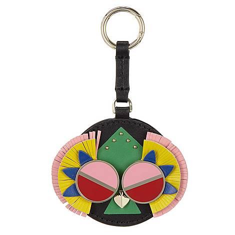 Peacock Bag Charm, ${color}
