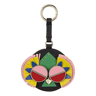 Peacock Bag Charm