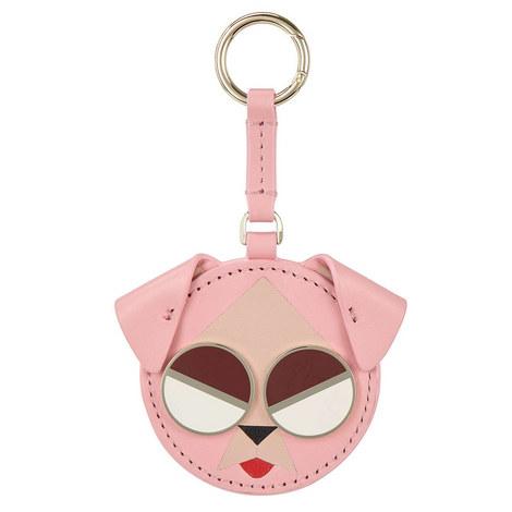 Dog Key Charm, ${color}