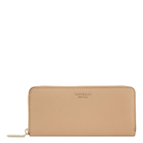 Silvia Slim Continental Wallet, ${color}