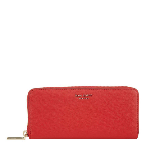 Silvia Slim Continental Wallet, ${color}