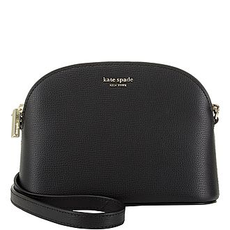 Sylvia Dome Small Crossbody Bag