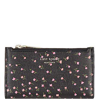 Sylvia Blossom Wallet