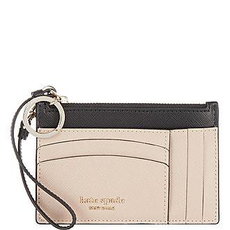 Spencer Wristlet Wallet