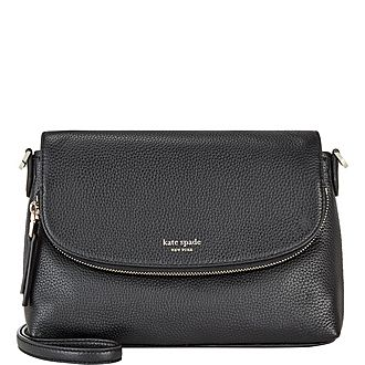 Polly Flap Shoulder Bag