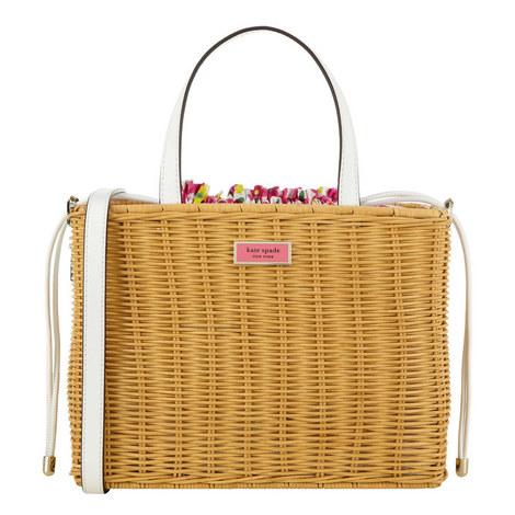 Sam Wicker Medium Bag, ${color}