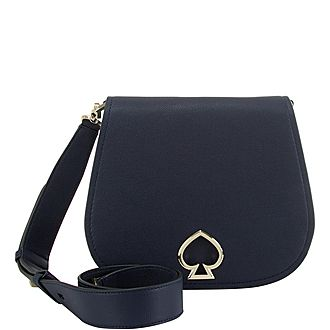 Suzy Large Saddle Bag