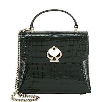Romy Croc Mini Bag
