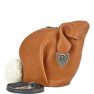 Western Bunny Crossbody Bag