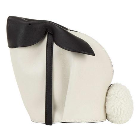 Metallic Bunny Mini Crossbody Bag, ${color}