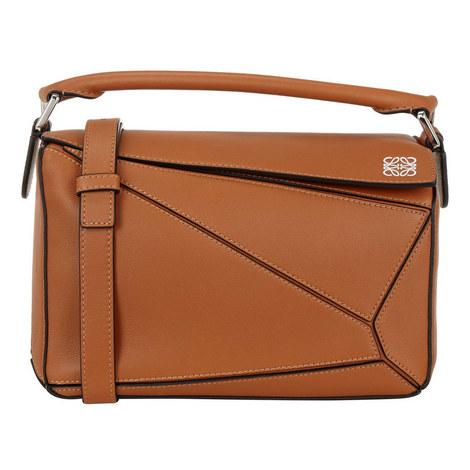 Bolso Puzzle Small Shoulder Bag, ${color}