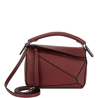Puzzle Mini Crossbody Bag