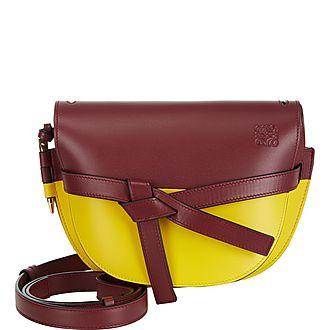 Small Block Shoulder Bag