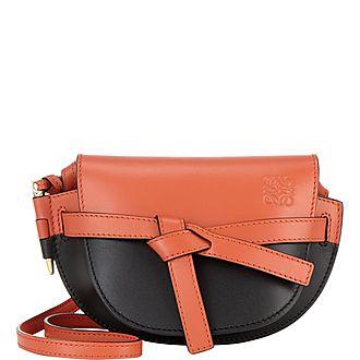 Block Mini Gate Handbag