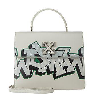 4.3 Jitney Graffiti Bag